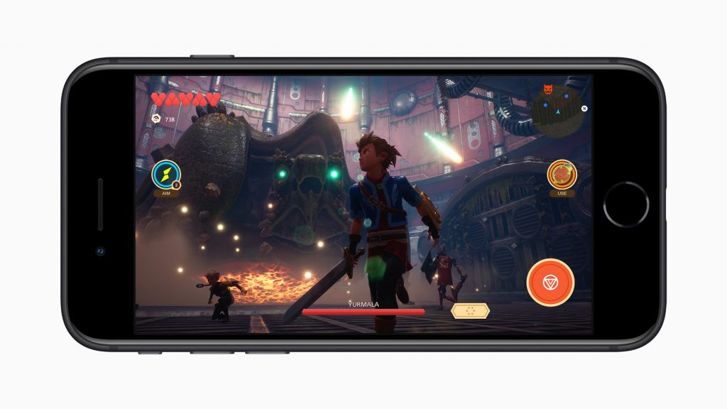 Apple iPhone SE 2020 Games